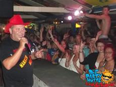Sonnenstrand Live Konzert mit VIP Bar